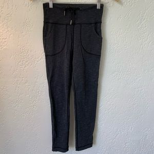 Lululemon Size 4 Adjustable Rise 7/8 Crops